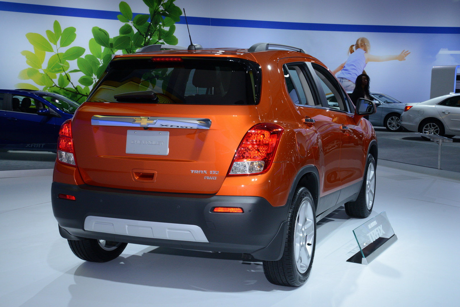 2015 chevrolet trax picture 549385 car review top speed. Black Bedroom Furniture Sets. Home Design Ideas