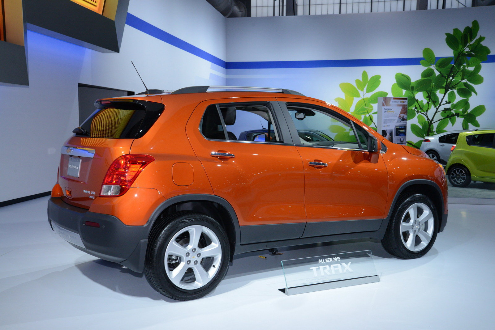 2015 chevrolet trax picture 549386 car review top speed. Black Bedroom Furniture Sets. Home Design Ideas