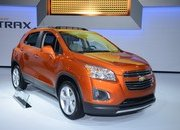 2015 Chevrolet Trax - image 549384
