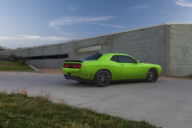 How the 2022 Dodge Challenger Will Evolve to Tackle the 2021 Ford Mustang Hybrid High Resolution Exterior - image 549882