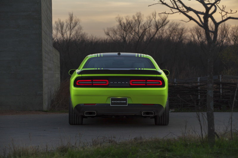 2015 Dodge Challenger High Resolution Exterior - image 549884