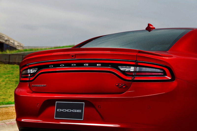 2015 Dodge Charger Shows Itself and its Performance Pages App Ahead of New York Debut Exterior - image 549575