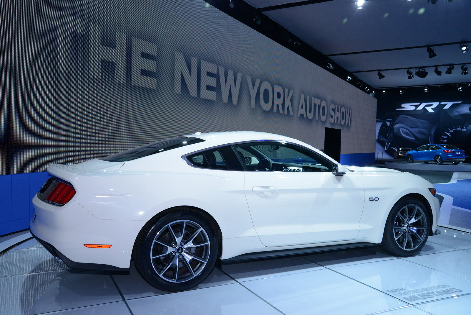 2015 ford mustang 50 year limited edition picture 549475 car review top speed. Black Bedroom Furniture Sets. Home Design Ideas