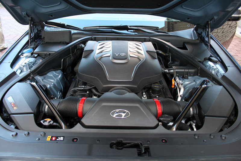 2015 Hyundai Genesis - Driven High Resolution Drivetrain - image 550741