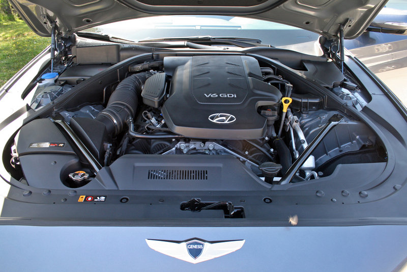2015 Hyundai Genesis - Driven High Resolution Drivetrain - image 550742
