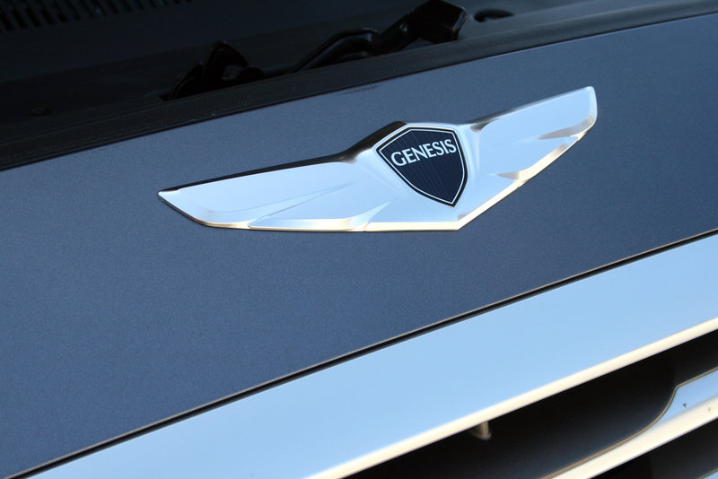 2015 Hyundai Genesis - Driven Emblems and Logo Exterior - image 550743