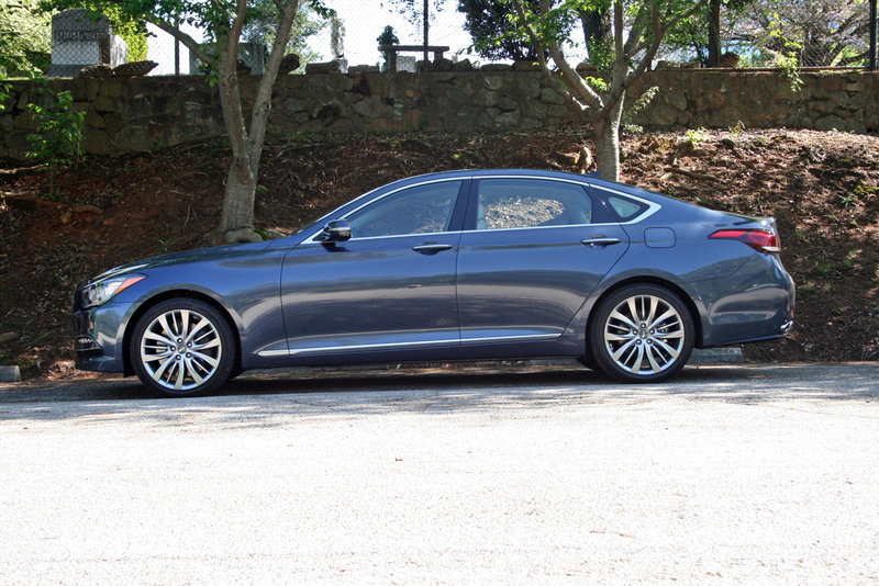 2015 Hyundai Genesis - Driven High Resolution Exterior - image 550724
