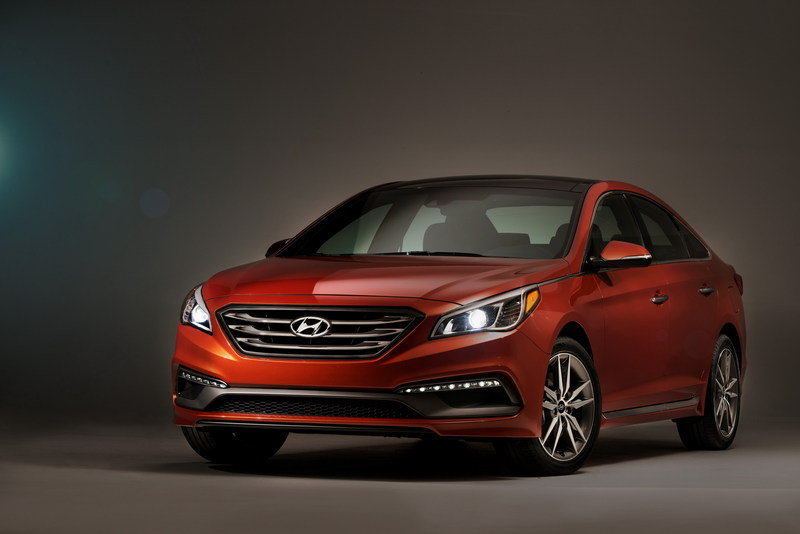 2015 Hyundai Sonata High Resolution Exterior Wallpaper quality - image 549176
