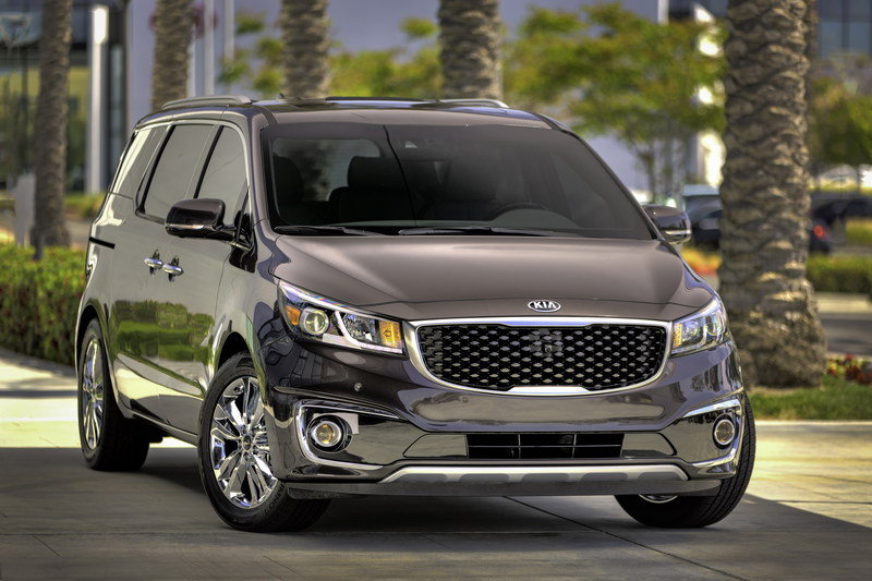 2015 Kia Sedona High Resolution Exterior - image 548813