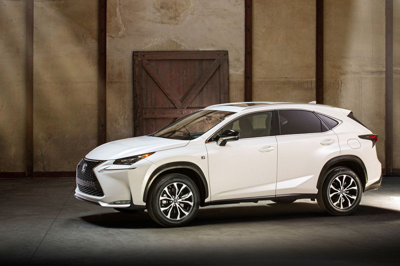 2015 Lexus NX High Resolution Exterior - image 548548