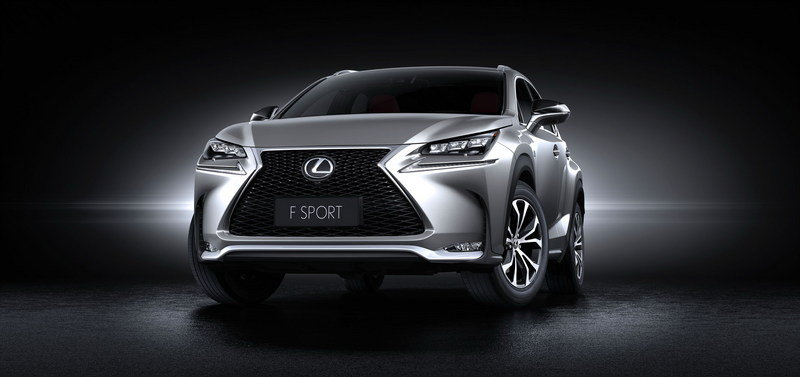 2015 Lexus NX High Resolution Exterior - image 548576