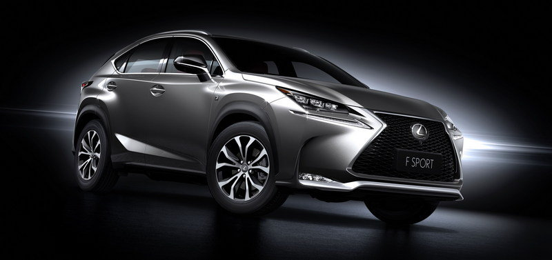 2015 Lexus NX High Resolution Exterior - image 548577