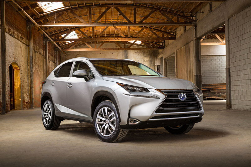 2015 Lexus NX High Resolution Exterior Wallpaper quality - image 548581