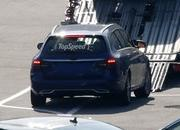 Spy Shots: 2015 Mercedes C-Class Wagon Poses for the Camera Again - image 550694
