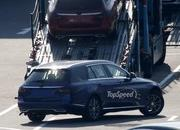 Spy Shots: 2015 Mercedes C-Class Wagon Poses for the Camera Again - image 550695