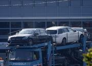 Spy Shots: 2015 Mercedes C-Class Wagon Poses for the Camera Again - image 550690