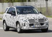 Spy Shots: 2015 Mercedes-Benz M-Class Spied Inside and Out - image 547643