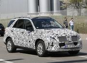 Spy Shots: 2015 Mercedes-Benz M-Class Spied Inside and Out - image 547644