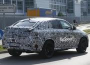 Spy Shots: Production Version Mercedes MLC Caught Testing - image 550585