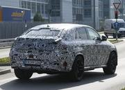 Spy Shots: Production Version Mercedes MLC Caught Testing - image 550577