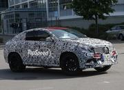 Spy Shots: Production Version Mercedes MLC Caught Testing - image 550580