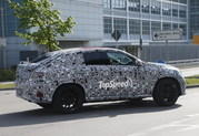 Spy Shots: Production Version Mercedes MLC Caught Testing - image 550583