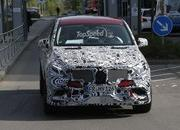 Spy Shots: Production Version Mercedes MLC Caught Testing - image 550576