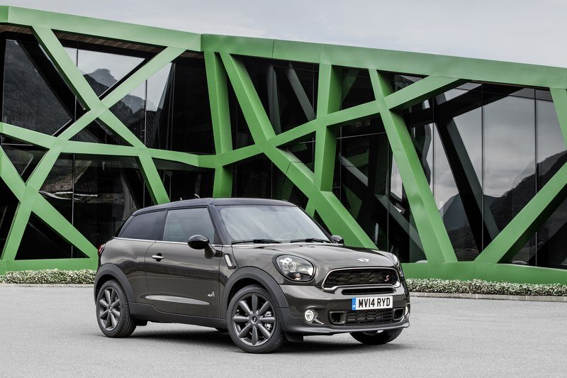 2015 Mini Paceman High Resolution Exterior - image 550163