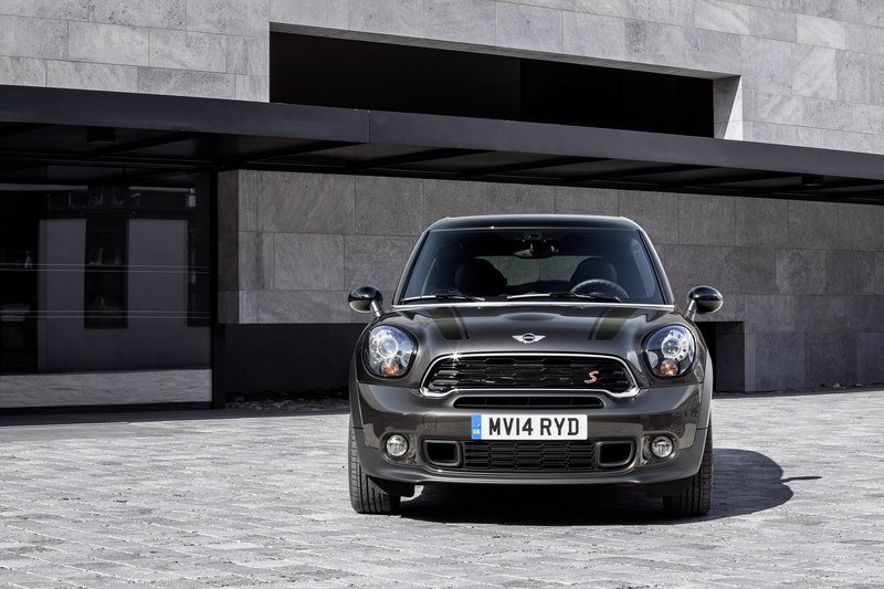 2015 Mini Paceman High Resolution Exterior - image 550158