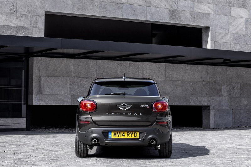 2015 Mini Paceman High Resolution Exterior - image 550159