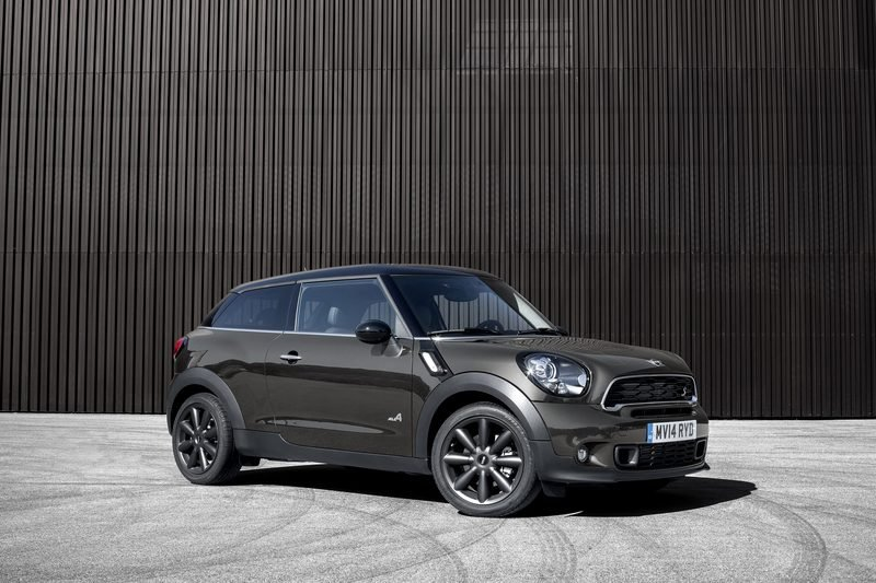 2015 Mini Paceman High Resolution Exterior Wallpaper quality - image 550153