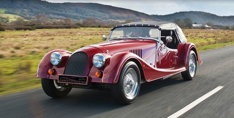 2014 Morgan Plus 4 High Resolution Exterior - image 550620