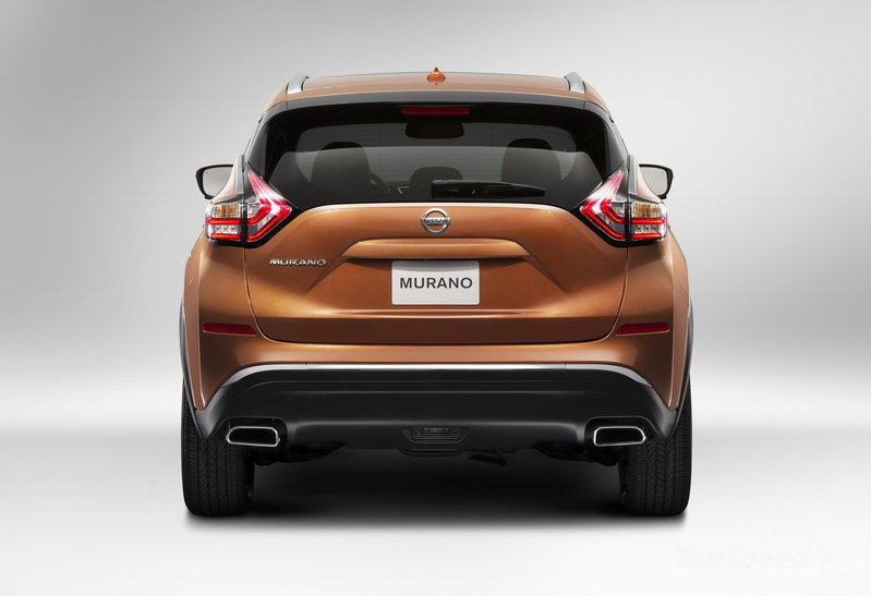 2015 - 2016 Nissan Murano High Resolution Exterior - image 548785