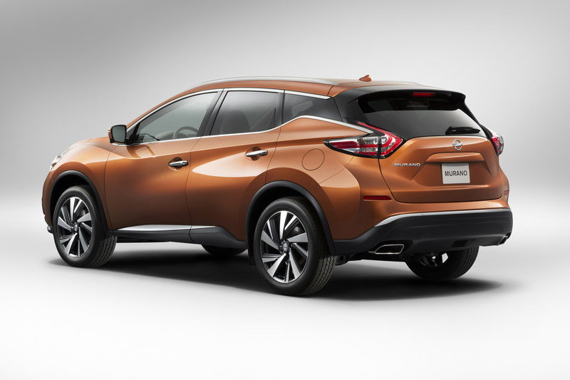 2015 - 2016 Nissan Murano High Resolution Exterior - image 548777