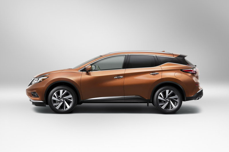 2015 - 2016 Nissan Murano High Resolution Exterior - image 548778