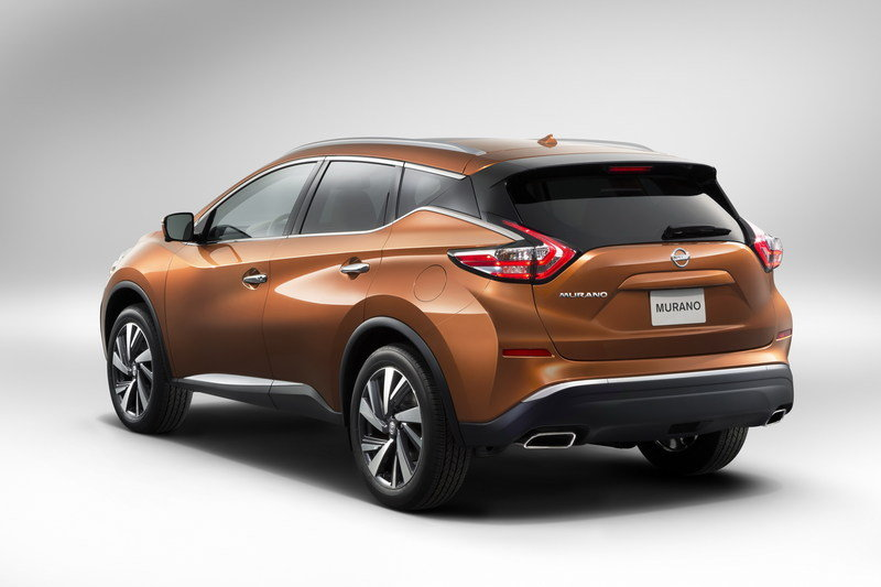 2015 - 2016 Nissan Murano High Resolution Exterior - image 548780