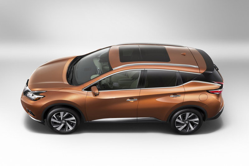 2015 - 2016 Nissan Murano High Resolution Exterior - image 548781