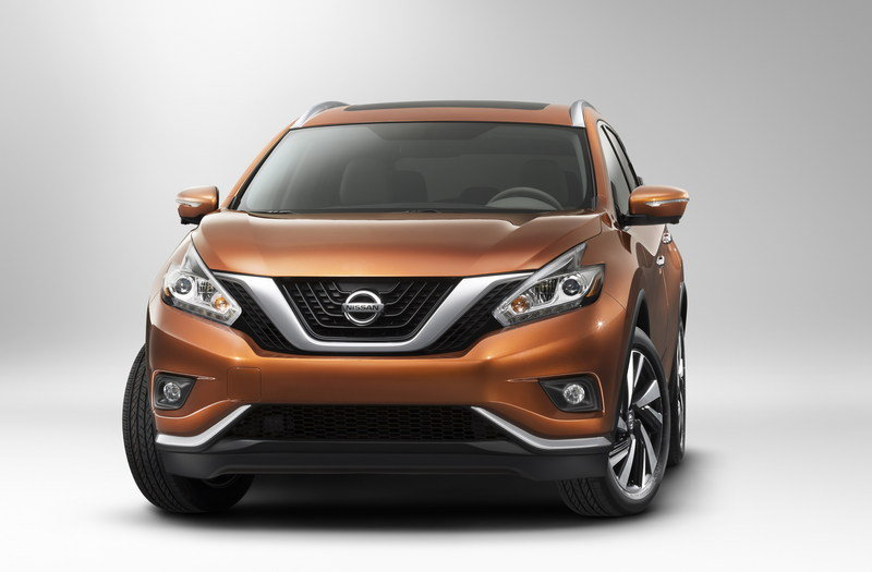 2015 - 2016 Nissan Murano High Resolution Exterior - image 548782
