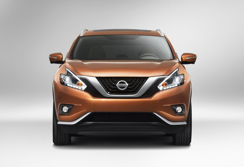 2015 - 2016 Nissan Murano High Resolution Exterior - image 548784