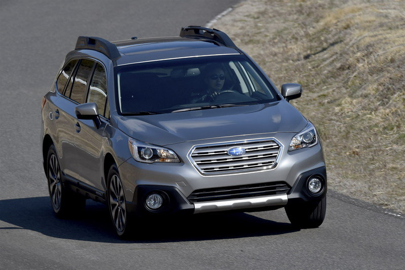 2015 - 2017 Subaru Outback High Resolution Exterior - image 549738