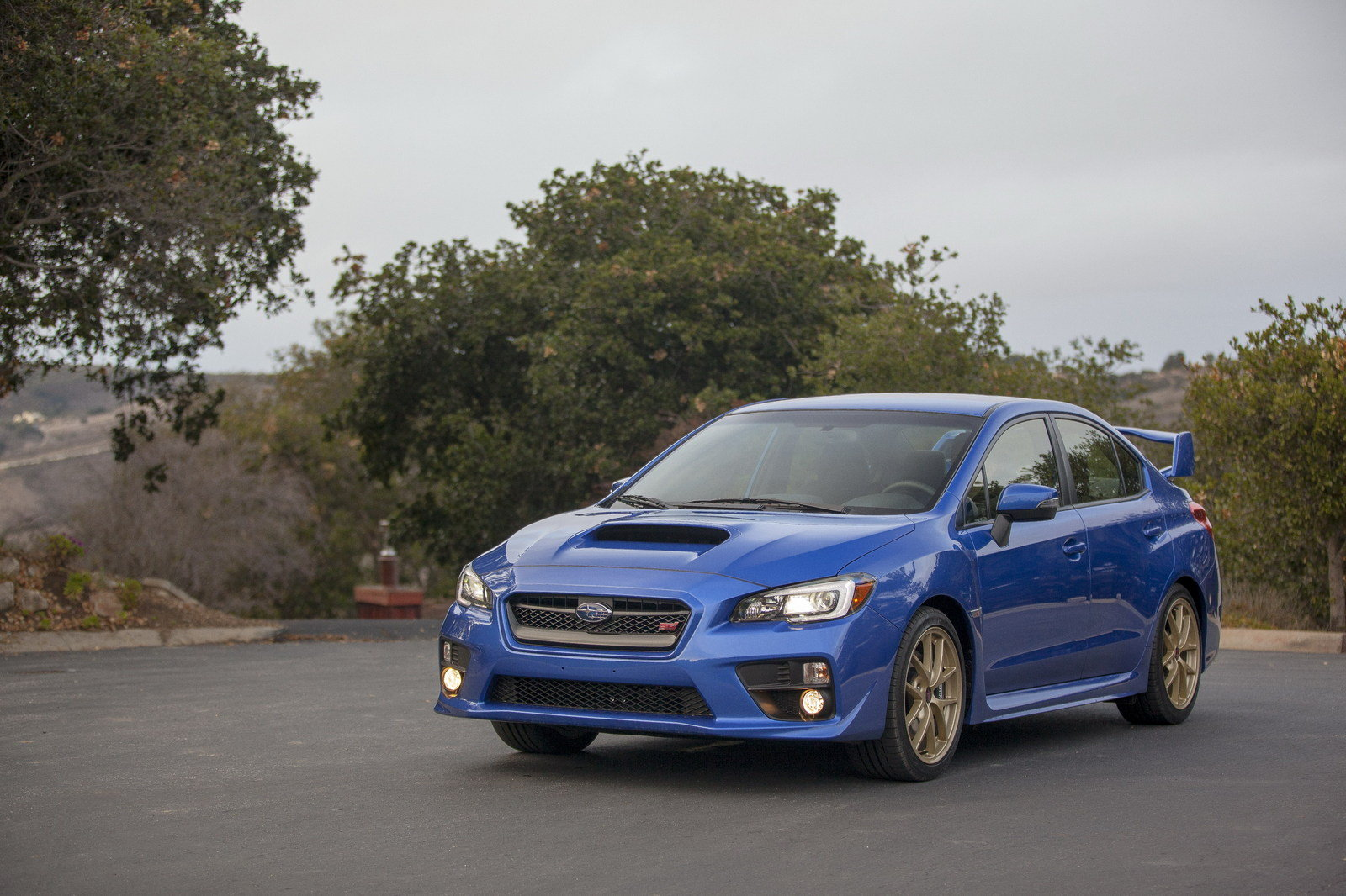 2015 - 2016 Subaru WRX STI Pictures, Photos, Wallpapers And
