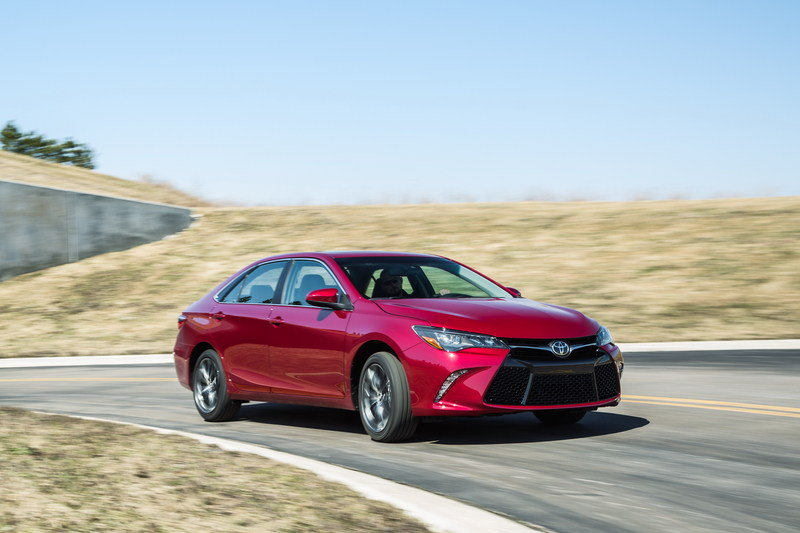 2015 Toyota Camry High Resolution Exterior - image 549214