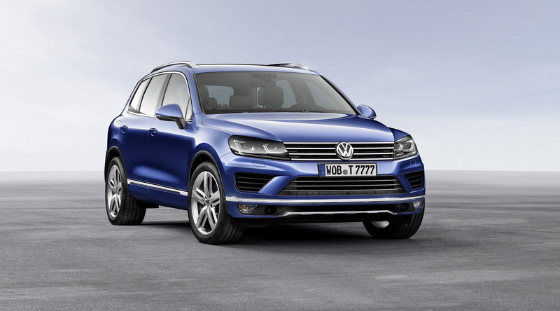 2015 - 2016 Volkswagen Touareg High Resolution Exterior Wallpaper quality - image 549617