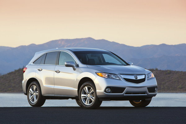 2015 Acura Rdx Review Top Speed