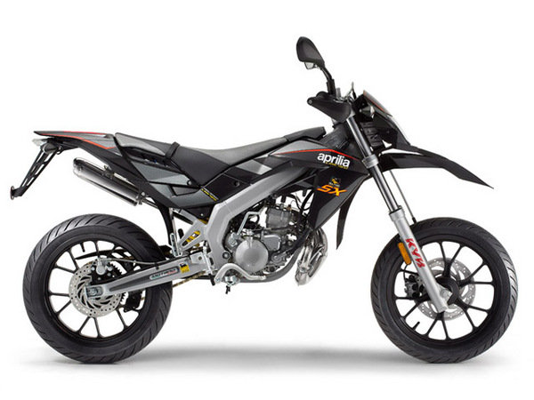 2014 Aprilia SX 50 | motorcycle review @ Top Speed