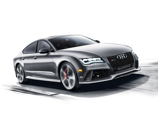 2015 audi exclusive rs7 dynamic edition car review top speed. Black Bedroom Furniture Sets. Home Design Ideas