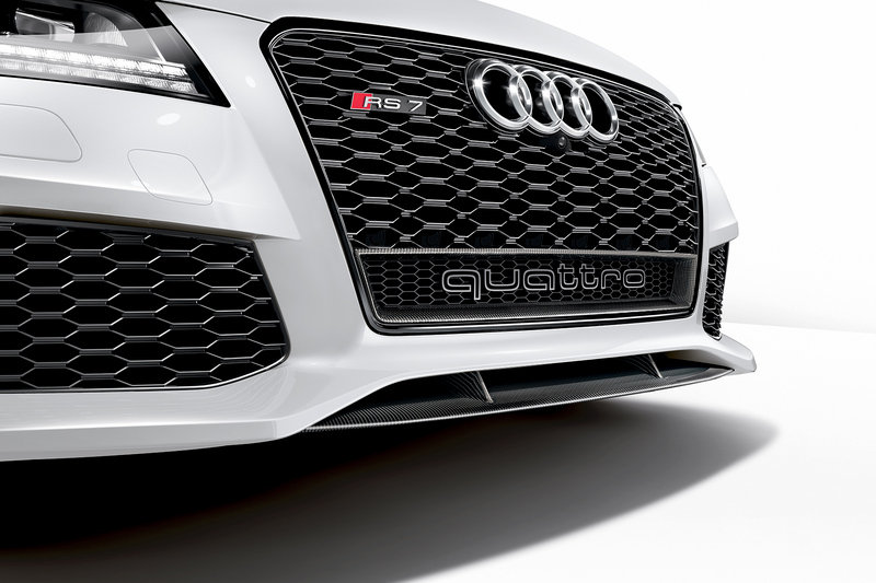 2015 Audi Exclusive RS7 Dynamic Edition