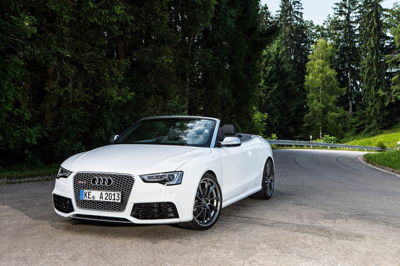 2014 Audi RS5 Convertible By ABT Sportsline