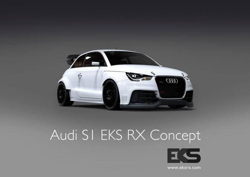 2014 Audi S1 Supercar By EKS