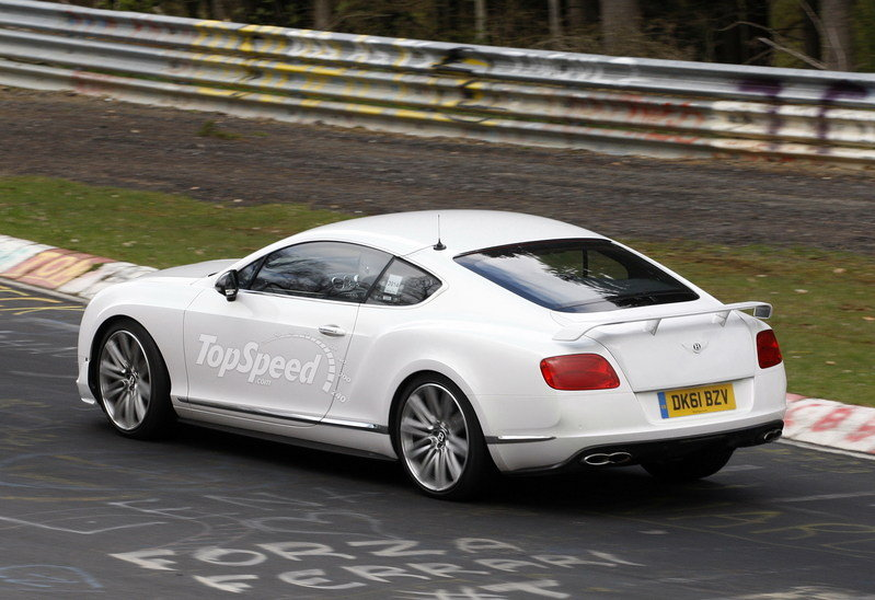 2015 Bentley Continental GT V8 RS